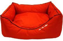 Zooexpress Лежанка-пухлик для кошек и собак Морская (оксфорд) (55 см)ZooExpress<br>Zooexpress Лежанка-пухлик для кошек и собак Морская (оксфорд)<br>