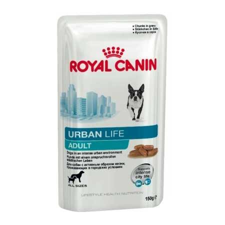 Royal Canin Консервы для взрослых собак Urban Life Adult Wet (150 г)Royal Canin<br>Royal Canin Консервы для взрослых собак Urban Life Adult Wet<br>