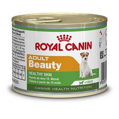Royal Canin Консервы для взрослых собак для здоровья кожи и шерсти Adult Beauty (195 г)Royal Canin<br>Royal Canin Консервы для взрослых собак для здоровья кожи и шерсти Adult Beauty<br>