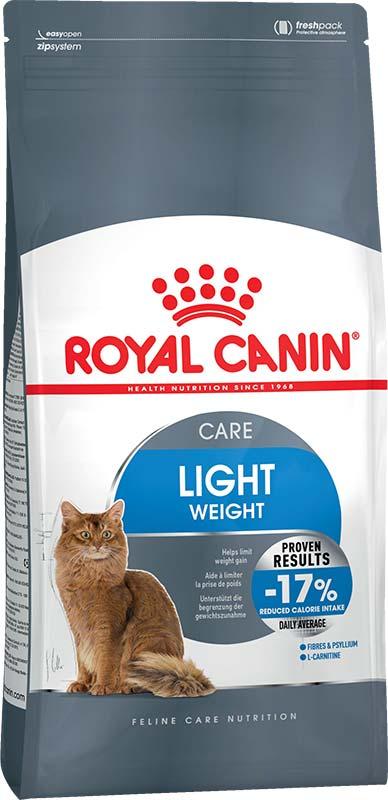 Royal Canin Сухой корм для котов и кошек со склонностью к лишнему весу Light Weight Care (0,4 кг)Royal Canin<br>Royal Canin Сухой корм для котов и кошек со склонностью к лишнему весу Light Weight Care<br>