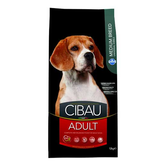 Farmina CIBAU Сухой корм для взрослых собак средних пород Adult Medium Breed (2,5 кг)Farmina<br>Farmina CIBAU Сухой корм для взрослых собак средних пород Adult Medium Breed<br>
